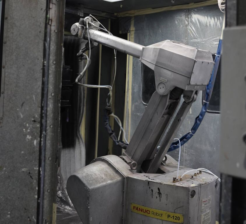 5-Axis Robotic Systems